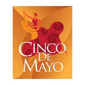 The Cinco de Mayo logo